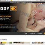 4k Daddy Login Account