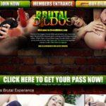 Free Brutal Dildos Video