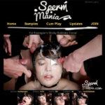 Hot Sperm Mania
