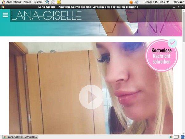 LanaGiselle Renew Subscription