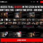 Czech AV Discount Deal