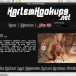 Harlem Hookups New Account