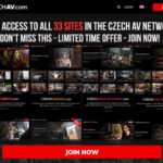 New Czech AV Discount Code