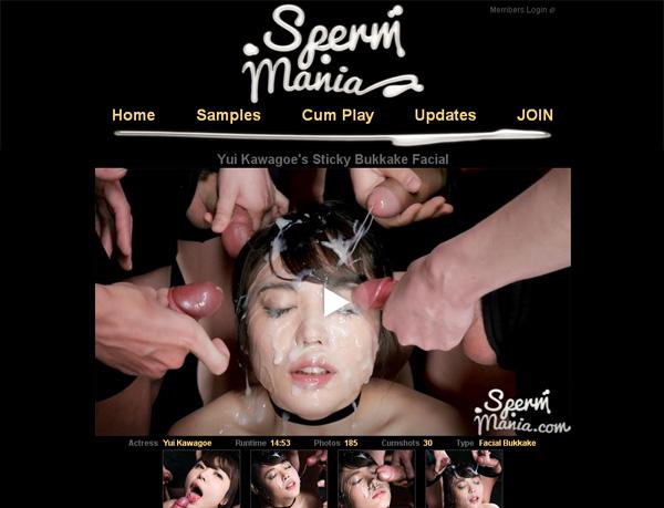Sperm Mania 4k