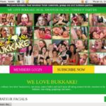 We Love Bukkake Subscriptions