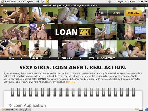 Loan 4k Account Trial