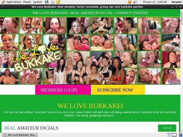 We Love Bukkake Discount (up To 70%)