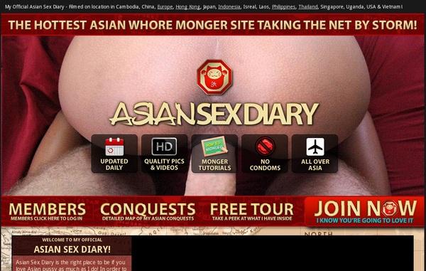 Deal Asian Sex Diary
